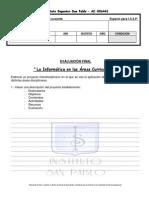 2009 La Informática en Las Areas Curriculares 2013 (1)