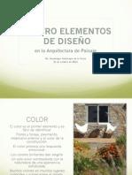 cuatroelementosdeldiseoenlaarquitecturadepaisaje-121021031840-phpapp01