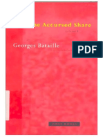 Accursed Share by Georges Bataille