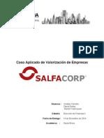 Valorizacion de Empresas SalfaCorp SA Finanzas II