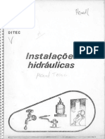 ENCOL 24 Instalacoes Hidraulicas Manual de Inst 84p