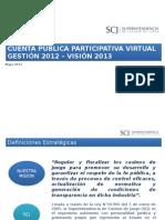 Cuenta Public as Cj Gest i on 2012