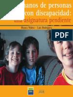 Los Hermanos de Personas Con Discapacidad