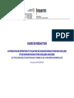 Guide Redaction Autorisation ASN INDRN004 Dec08[1]