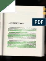 Competencia-Derecho Procesal Civil-Guatemala