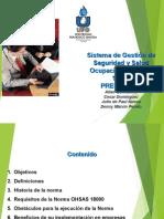 ISO 18000. cesar+julio+allan + Denny_14_02_2015.odp