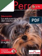 Mi Perro y Yo Num1 Noviembre 2012