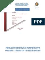 Factibilidad de Proyecto de Software
