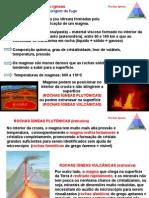 Rochas Ígneas