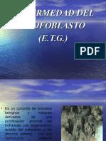 Enfermedad Del Trofoblasto