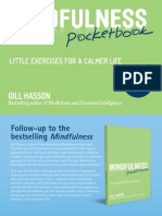 Mindfulness Pocketbook Sample Chapter