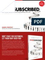 Oversubscribed Sample Chapter