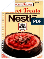 Favorite Recipes - Sweet Treats - Nestles