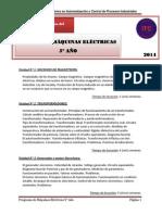 Programa de Maquinas Electricas