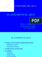 Elanalisisparaelaguapps2447 Analisis Del Agua 0104014