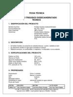 FOSFATO TRISODICO CRISTALES