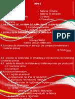 Sistema de Almacen de La Empresa EMBOL S.a.
