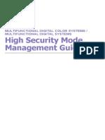 High Security Guide En