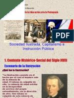 2. Siglo XVIII. Contexto Histórico-Social 2014