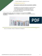 FI_ Unidad 2 2.1. La Investigación Proceso Para La Construcción Del Conocimiento Científico2