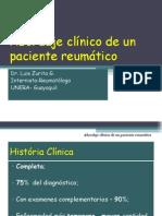 Abordaje Clinico de Un Paciente Reumatico-clase 2