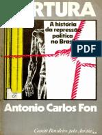 Tortura a Historia da Repressao Politica no Brasil