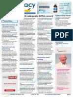 Pharmacy Daily for Mon 09 Mar 2015 - Audit