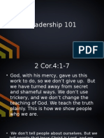 Leadership 101 2.8.15 (1)