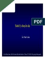 [SẢN] W4.3 SINH LY CHUYEN DA Physiology of Labour