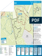 Thetford Bike Map