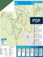 Thetford Bike Map
