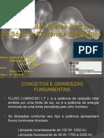 Conservação Energetica - Lampadas Mistas e Vapor de Sodio