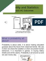 probability 1 proulx