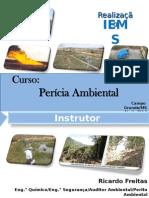 Slide Do Material de Aula de Perícia Ambiental IEMS - 25 e 26 de Abril de 2014-Campo Grande-MS