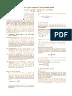 Gases Vapores y Psicrometria