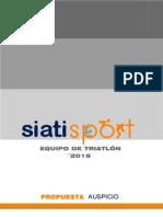 Propuesta asupicio Siati Sport