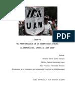 La Marcha Del Orgullo - 2009