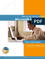 Word Intermedio 2015
