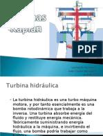 Kaplan turbina