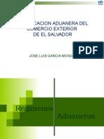 Clasificacion Aduanera Del Comercio Exterior-el Salv.
