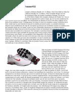 Nike Air Jordan V FemmeVI2