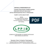 Proposal Lab Bahasa Lppib