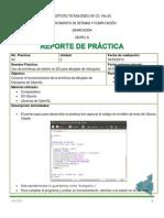 Reporte de Practica 3 u2