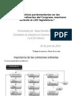 practicas parlamentarias en el congreso mexicano