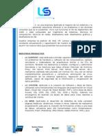 Carta de Presentación LS Support