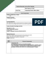 associative property remediation lesson plan
