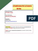 Licencia DR 25VideoLoops