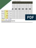 Control Gastos en Control Gastos en Excel