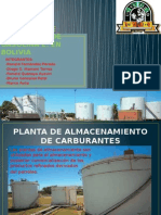 Gasolina Almacenaje