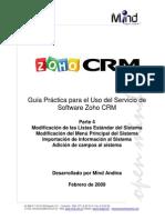 CRM guía Zoho